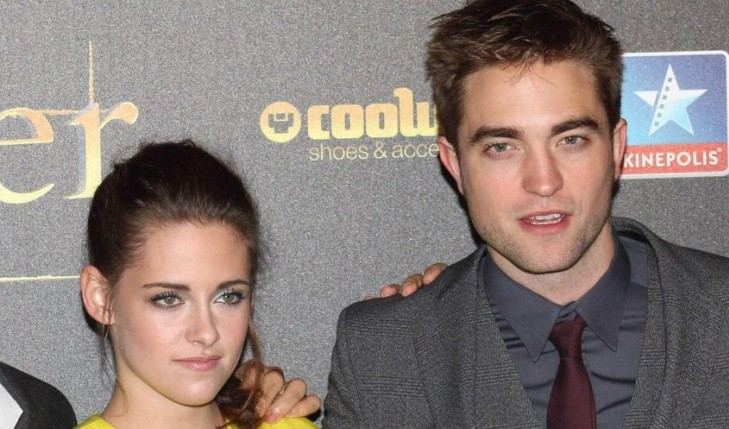 Cupid's Pulse Article: Kristen Stewart Is Spotted in Rob Pattinson's Old T-Shirt