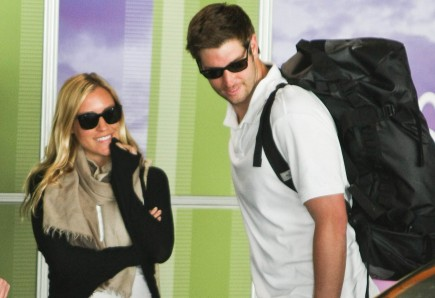 Kristin Cavallari and Jay Cutler. Photo: BJJ/FameFlynet Pictures