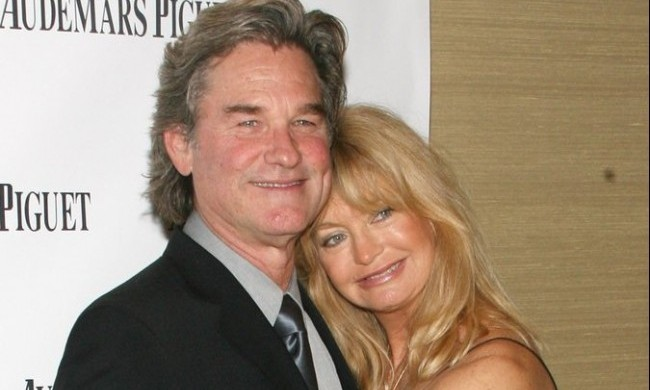 Cupid's Pulse Article: Kate Hudson Looks Up to Goldie Hawn and Kurt Russell's Relationship