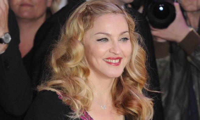 celebrity news madonna sticks up for ex husband sean penn