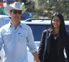 Matthew McConaughey and Camila Alves Move to Texas