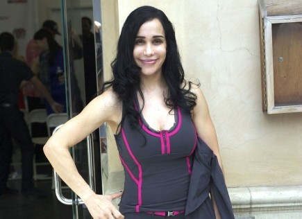 Cupid's Pulse Article: Octomom Nadya Suleman Won't Date Until Kids Are 18