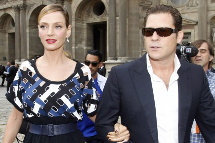 Cupid's Pulse Article: Uma Thurman Is Expecting with Arpad Busson