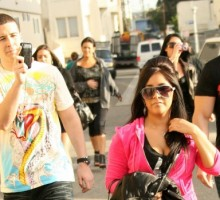 'Jersey Shore' Star Vinny Says Snooki Will Be a 'Good Mom'