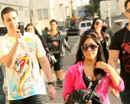 Cupid's Pulse Article: 'Jersey Shore' Star Vinny Says Snooki Will Be a 'Good Mom'