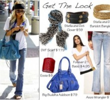 "Giveaway: Nicole Richie ""Fashion Star"" Casual Chic Style"