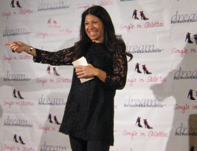 Cupid's Pulse Article: Lori Bizzoco Discusses Hollywood Love Lessons at Single in Stilettos Event