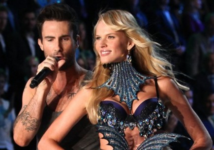 Cupid's Pulse Article: Adam Levine and Model Girlfriend Call It Quits