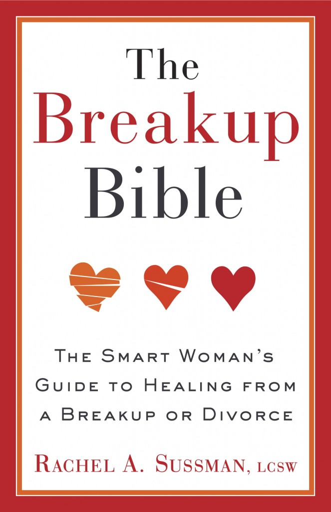 Cupid's Pulse, Rachel A. Sussman, The Breakup Bible, relationships, divorce, exclusive interview
