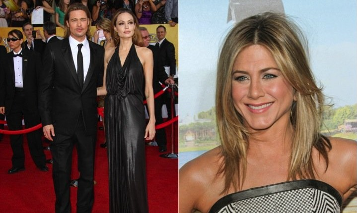 Cupid's Pulse Article: Is Brad Pitt's Son Maddox Crushing on Celebrity Ex Jennifer Aniston?