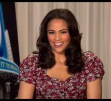 "Paula Patton Says ""Passion"" is Key to a Successful Relationship"