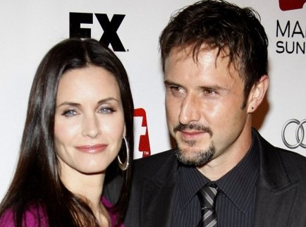 Courteney Cox and David Arquette. Photo: David Gabber / PR Photos