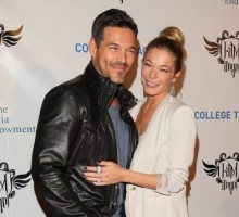 LeAnn Rimes and Eddie Cibrian Indulge in Vegas