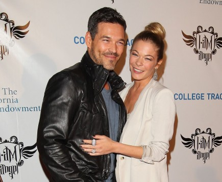 Eddie Cibrian and LeAnn Rimes. Photo: Revolutionpix/FAMEFLYNET
