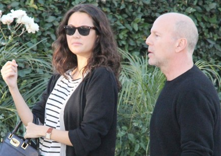 Cupid's Pulse Article: Bruce Willis and Emma Heming Welcome a Baby Daughter
