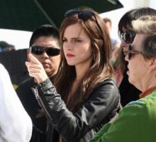 Emma Watson Is Caught Kissing New Beau at Coachella