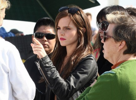 Cupid's Pulse Article: Emma Watson Is Caught Kissing New Beau at Coachella