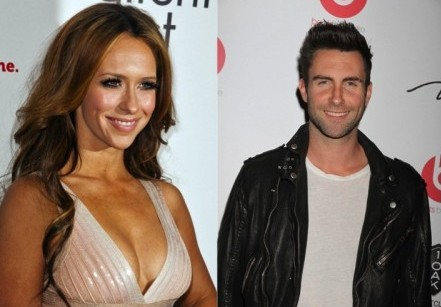 Jennifer Love Hewitt and Adam Levine. Photo: Emiley Schweich / PR Photos; PRN / PR Photos