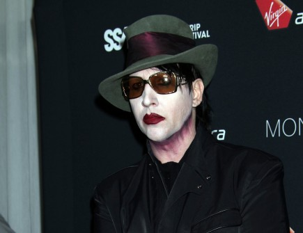 Cupid's Pulse Article: Rep Denies Rumor that Marilyn Manson Is Engaged