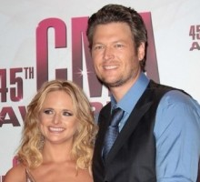 Blake Shelton Discusses 'Country's Hottest Guy' Title with Miranda Lambert