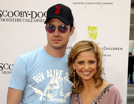 Cupid's Pulse Article: Sarah Michelle Gellar Is Pregnant