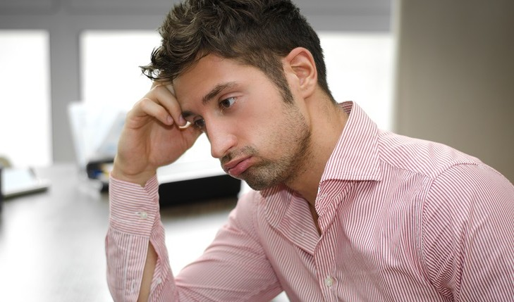 Cupid's Pulse Article: 4 Things Men Worry About