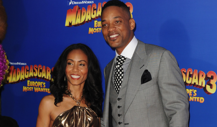 celebrity couples, Jada Pinkett Smith, Will Smith