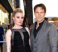 Just Married: Anna Paquin & Stephen Moyer