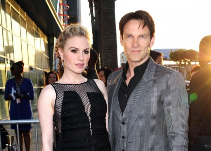 Cupid's Pulse Article: 'True Blood' Stars Anna Paquin and Stephen Moyer Are Expecting First Child