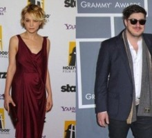 Newlyweds Carey Mulligan and Marcus Mumford Have a Charity Date Night