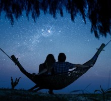 Date Idea: Cuddle while Counting the Stars