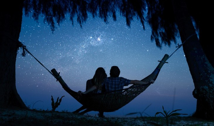 Cupid's Pulse Article: Date Idea: Cuddle while Counting the Stars