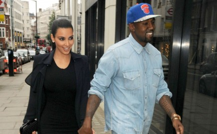 Cupid's Pulse Article: Kim Kardashian & Kanye West Double Date with Rob Kardashian & Rita Ora
