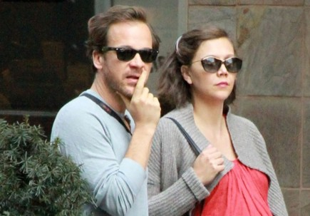 Cupid's Pulse Article: Maggie Gyllenhaal and Peter Sarsgaard Welcome Second Child