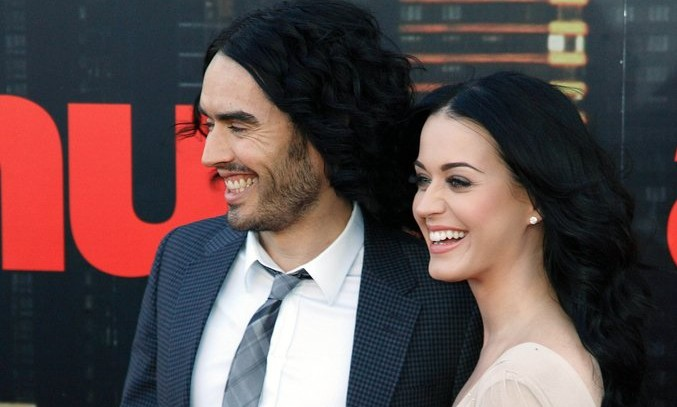 Cupid's Pulse Article: Katy Perry Calls Divorce From Russell Brand a 'Very Tiny Elephant'