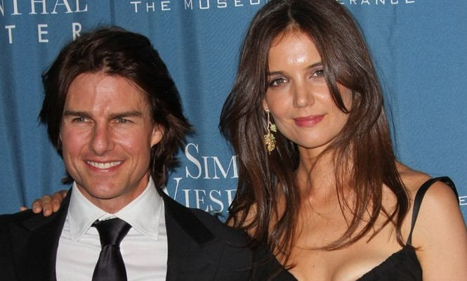 Cupid's Pulse Article: Sources Say Tom Cruise and Katie Holmes Are Still Talking