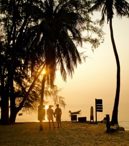 Cupid's Pulse Article: Three Far Flung Honeymoon Destinations