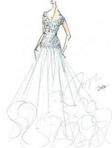 Cupid's Pulse Article: 6 Couture Designers Dying to Design Miley Cryus' Wedding Gown