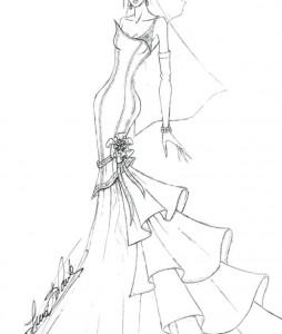 Cupid's Pulse, celebrity couples, Miley Cyrus, Liam Hemsworth, Wedding Gown, Designers
