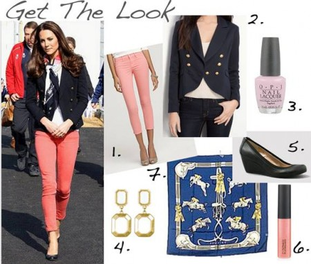 Cupid's Pulse, Get the Look, Kate Middleton