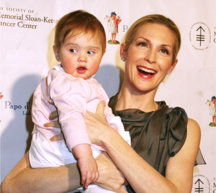 "Cupid's Pulse Article: Kelly Rutherford On Her Divorce: ""The One Thing I Know Is That My Kids Are Loved and That We're Working It Out"""