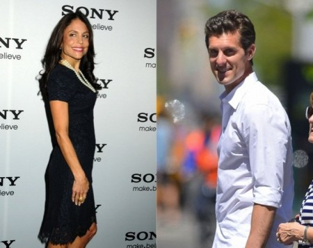Bethenny Frankel and Jason Hoppy. Photo: Janet Mayer / PR Photos; Teach/FAMEFLYNET PICTURES