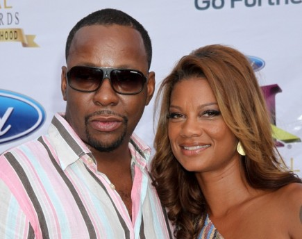 Cupid's Pulse Article: Bobby Brown Ties the Knot with Alicia Etheredge