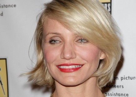 Cameron Diaz. Photo: Andrew Evans / PR Photos