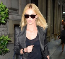Charlize Theron Discusses Her 'Scary' Blind Date For Charity