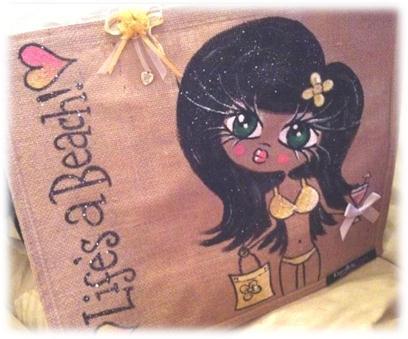 Cupid's Pulse Article: Giveaway: Win a BikiniaBella Beach Bag to Match Your Teeny Weeny Bikini!