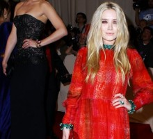 Mary-Kate Olsen and New Beau Olivier Sarkozy Work Out Together