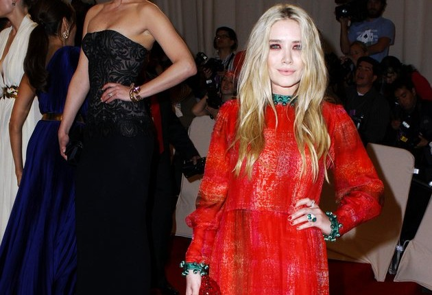 Cupid's Pulse Article: Celebrity News: Mary-Kate Olsen's Transformation From Tabloid Queen to Happy Homebody