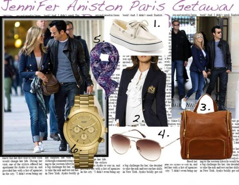 Cupid's Pulse, Get the Look, Jennifer Aniston, Ann Csincsak