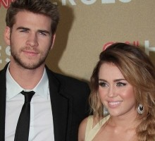 Celebrity News: Miley Cyrus and Liam Hemsworth Step Out for First Time in 5 Months